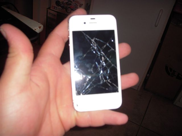 Sell Iphone Smashed Screen