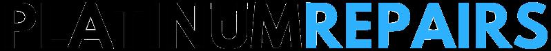 PlatinumRepairs iPhone Repair Logo